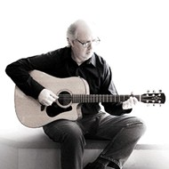 Clive Gregson Acoustic Guitar Clinic